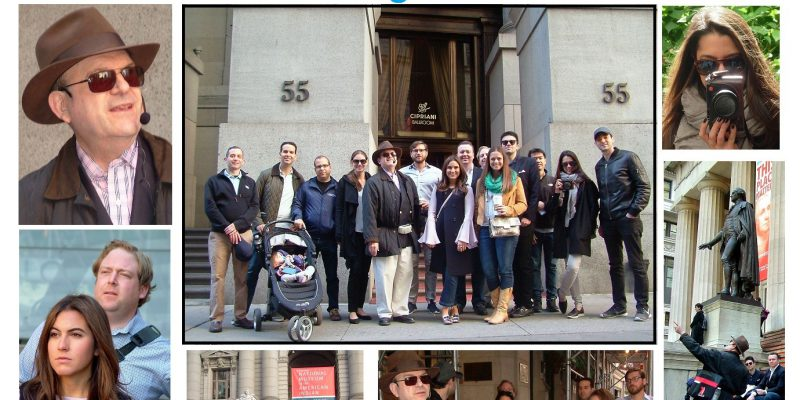 YM/WREA Downtown Walking Tour