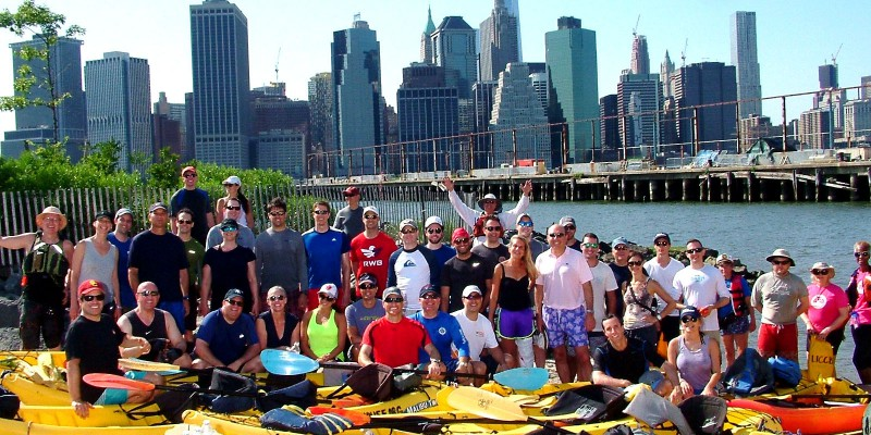 10th Annual YMWREA Kayak Outing