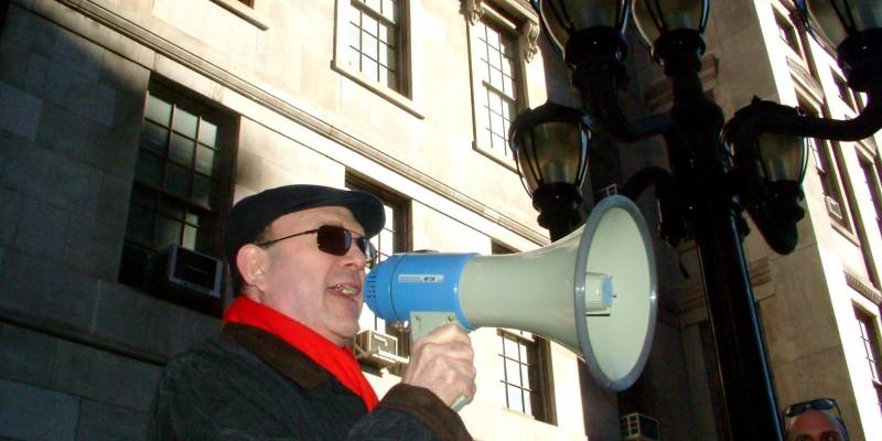 Richard Warshauer Leads Brooklyn Walking Tour