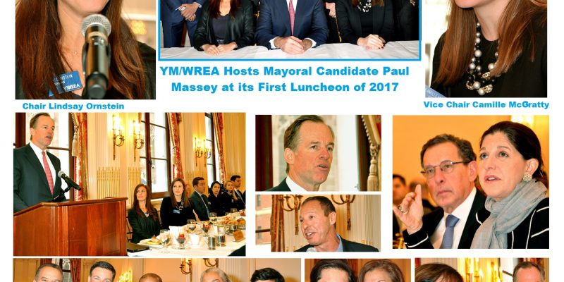 January 2017 Luncheon with Paul Massey