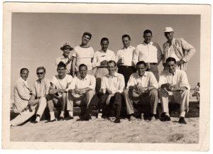 Picture includes Wylie Tuttle, Bob Cushman & Matt Stacom