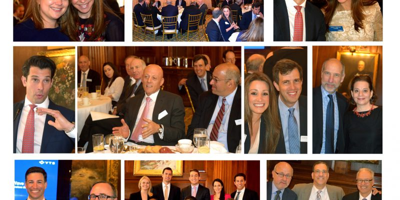 May 2017 Luncheon with VTS CEO, Nick Romito