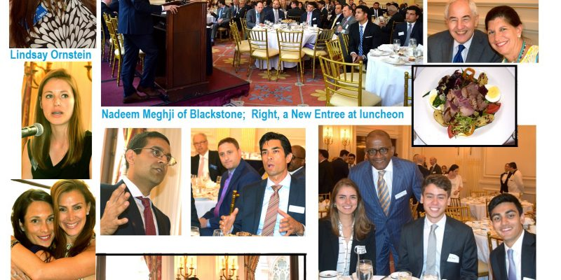June Luncheon with Nadeem Meghji