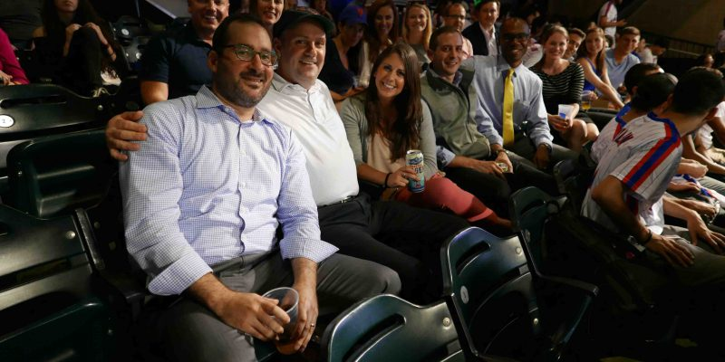 NY Met's Baseball Outing - 8-8-17