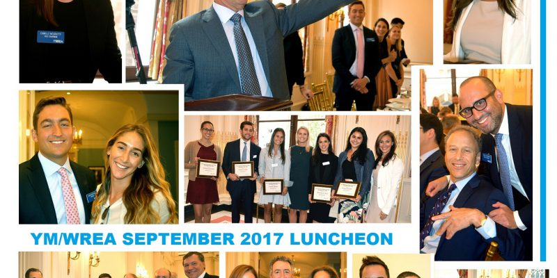 September 2017 Luncheon with Jonathan L. Mechanic, Fried Frank
