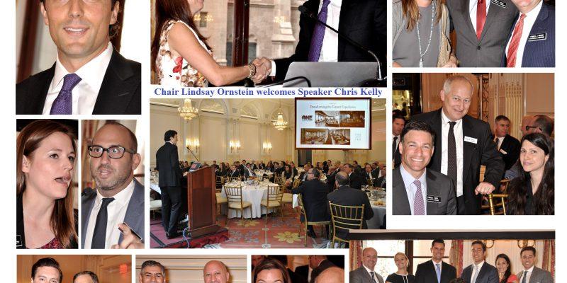 October Luncheon with Chris Kelley of Convene