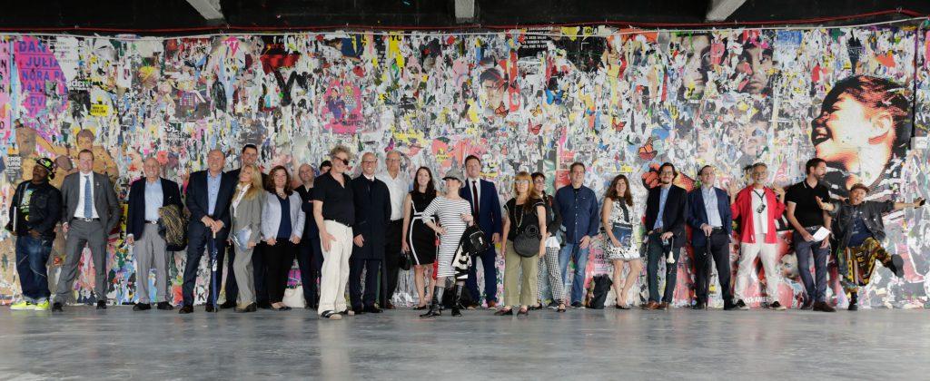 YM/WREA Art & Architecture Tour at WTC Campus