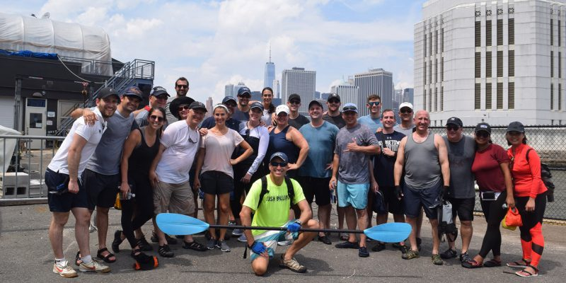 14th Annual YM/WREA Kayaking Adventure