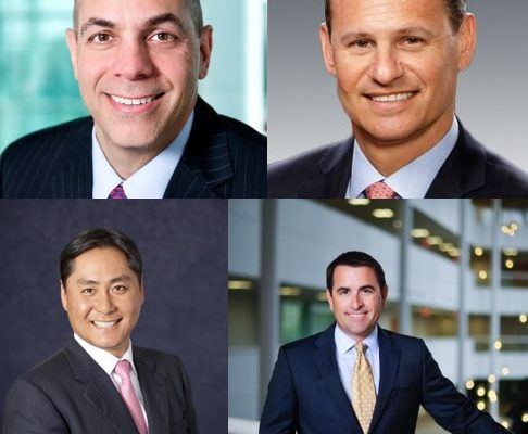 April 2021 Luncheon - Logistics and Industrial Real Estate Panel with Rob Kossar, Andrew Chung, Richard Conniff, and John Garrigan