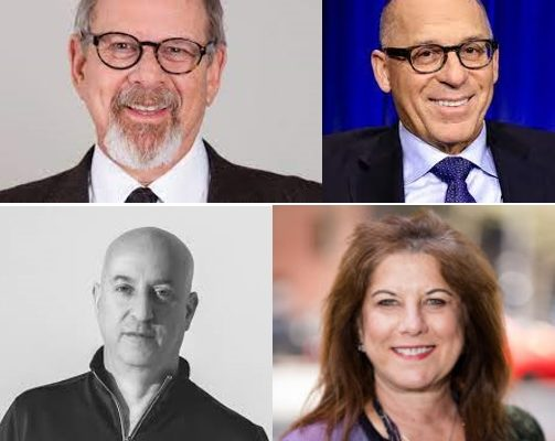 May 2021 Luncheon - Lights, Camera, Action! The Film Industry's Impact on New York City Real Estate with Alan Suna, Hal Rosenbluth, and Doug Steiner