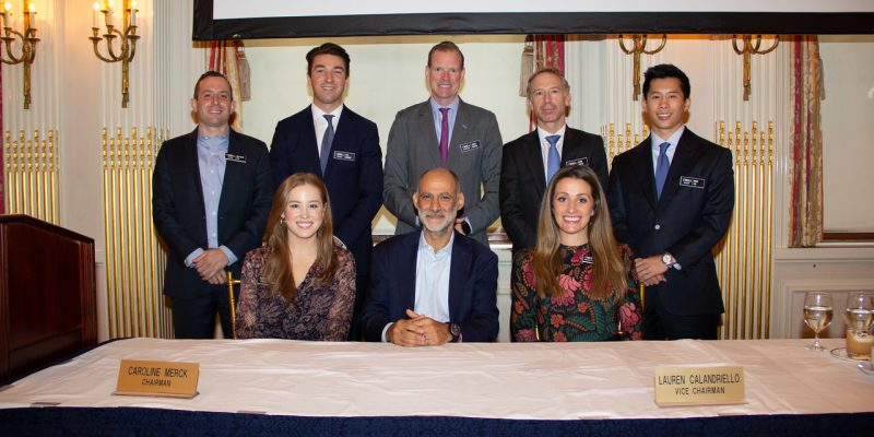 YM/WREA October Luncheon with Elliott Ingerman of Tribeca Investment Group at The University Club